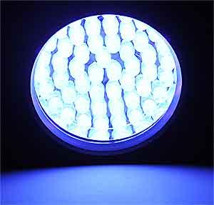 Latarka tester banknotów bursztynów uranium 51 LED UV 395-405 nm GMGLITE  Latarka GMGLITE 51 LED UV 395-405 nm tester banknotów bursztynów