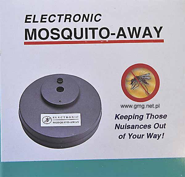 Odstraszacz na komary komarów  LS-915