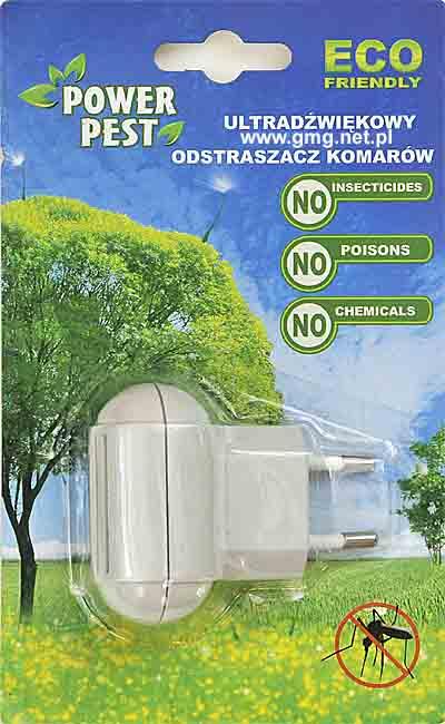 Odstraszacz na komary komarów 230 V