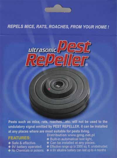 Odstraszacz myszy szczurów karaluchów prusaków kun pluskiew Odstraszacz myszy szczurów karaluchów prusaków kun pluskiew