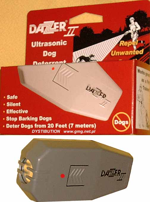 Odstraszacz na psy psów psa DAZER II Odstraszacz na psy psów psa DAZER II