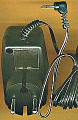 Zasilacz NST 6V/200mAh do alar.